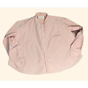 MARNI Peach 100% Cotton Shirt - 42